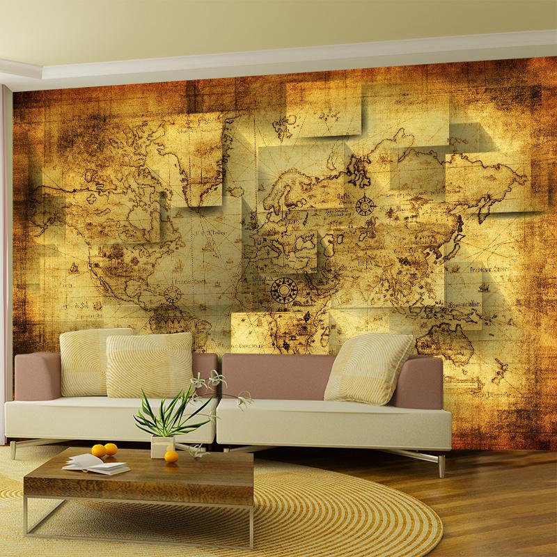 Colomac Смешанный цвет пользовательские 3d росписи тв фон стена настенная роспись обои нетканые 3d европейская спальня обои эйфелева башня