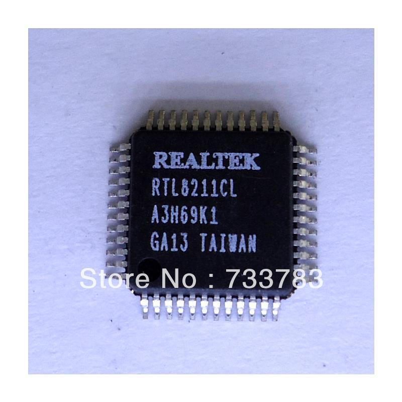 IC rtl8211cl qfp 48