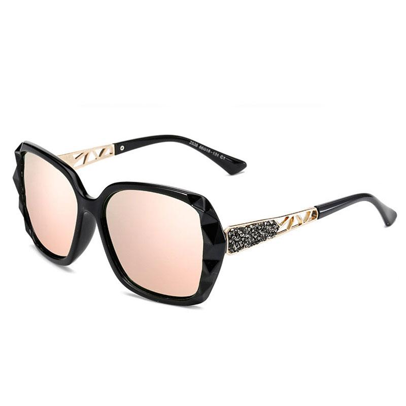 LIKEU S NO5 Black &amp Один размер Поляризованные солнцезащитные очки