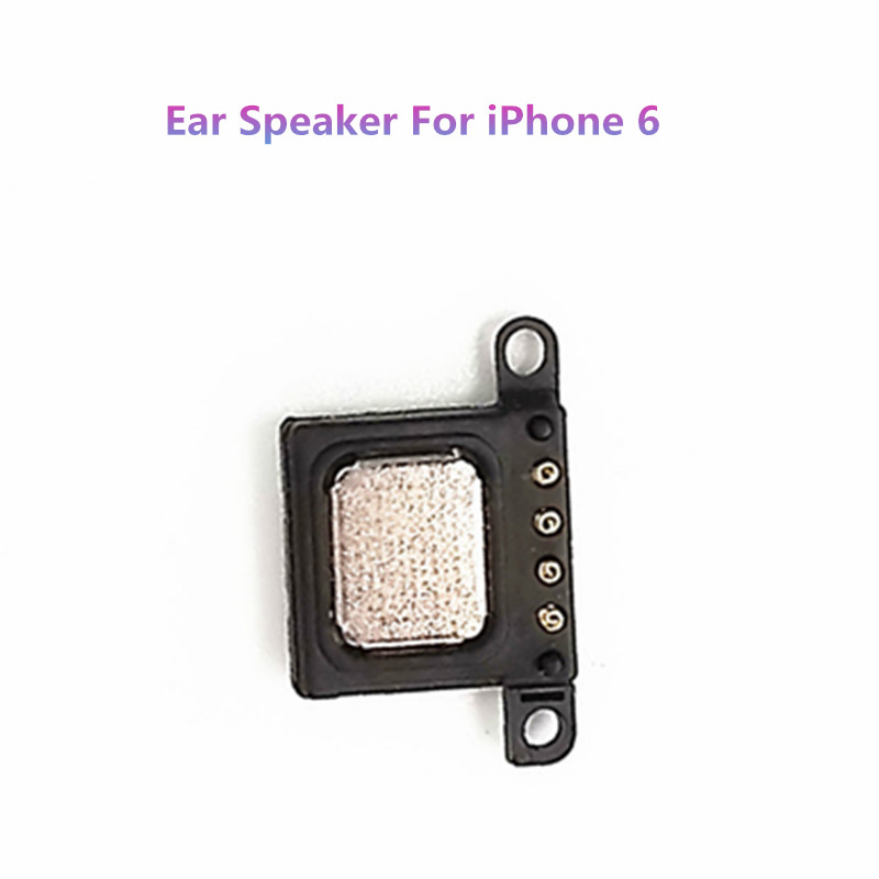 jskei Наушники для iPhone 6 genuine original new earpiece ear speaker repair replacement flex cable for iphone 6 6p 6s 6splus high quality free shipping