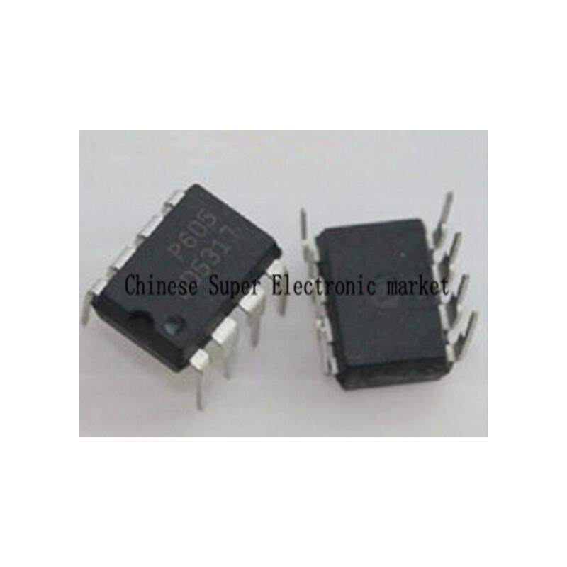 IC 5 pieces lot p605 aop605 dip 8