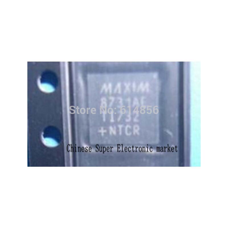 IC 10piece 100% new max8731ae 8731ae qfn ic chip