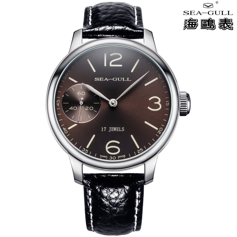 SEA-GULL 819775000 Современный минимализм sea gull special limited commemorative edition 60th anniversary of china first automatic dress watch 3 hands with date 816 661