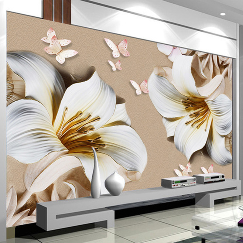 Colomac фото обои современный отдых сад чайный ресторан 3d настенные обои гостиная телевизор диван фон стена картина home decor fresco