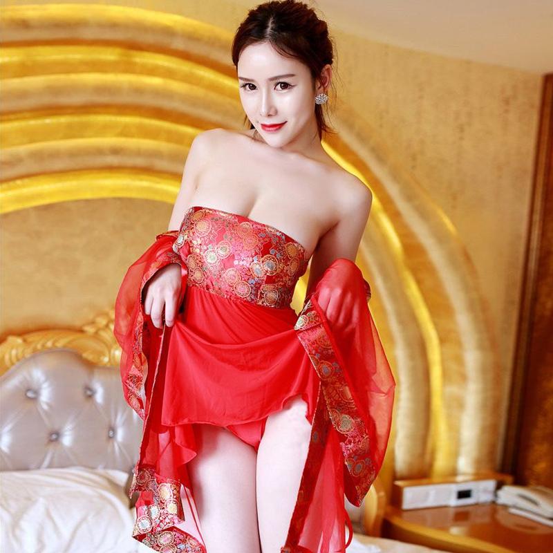 JD Коллекция Default дефолт cottelli платье рождественское бело красный
