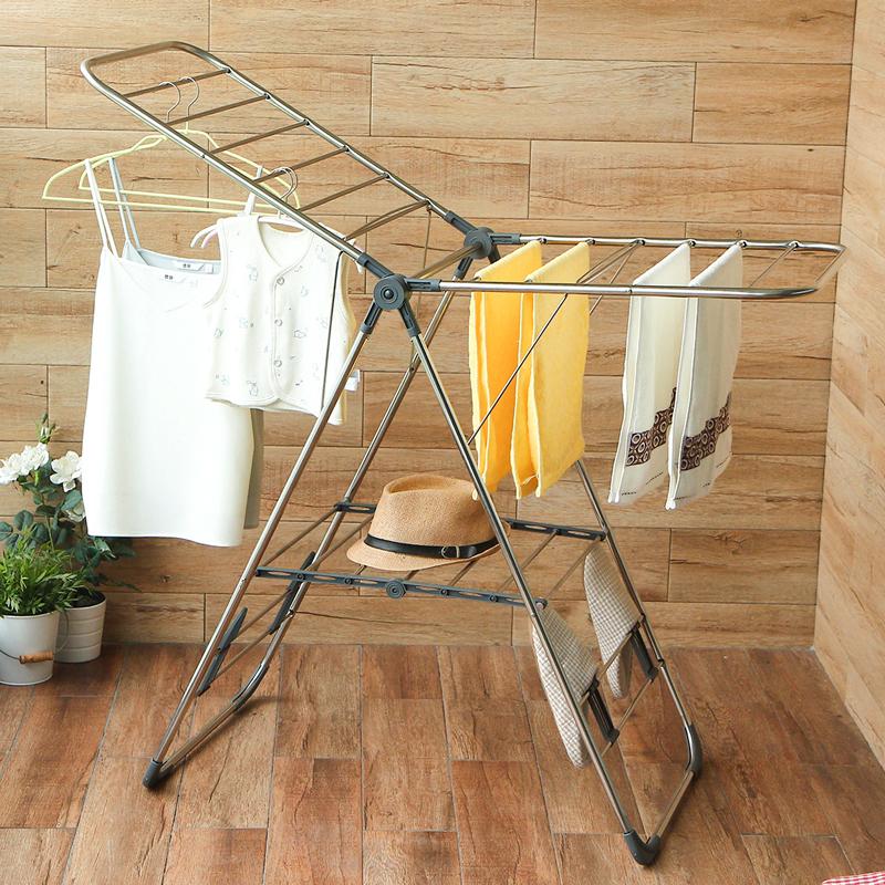JD Коллекция Модернизированная вешалка для одежды из нержавеющей стали дефолт