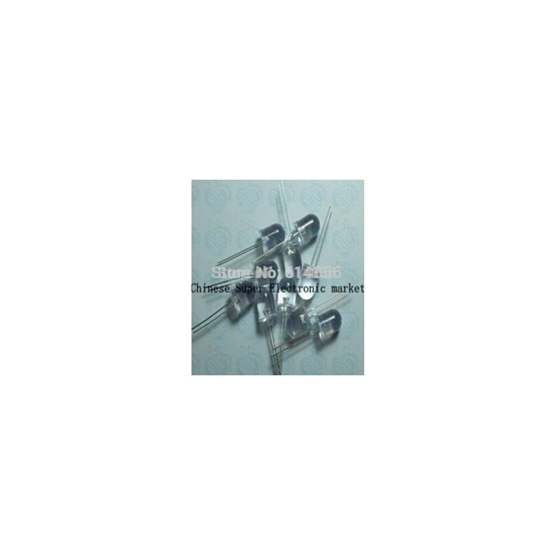 IC 40pcs 5mm 940nm leds infrared emitter and ir receiver diodes 301a each 20pcs