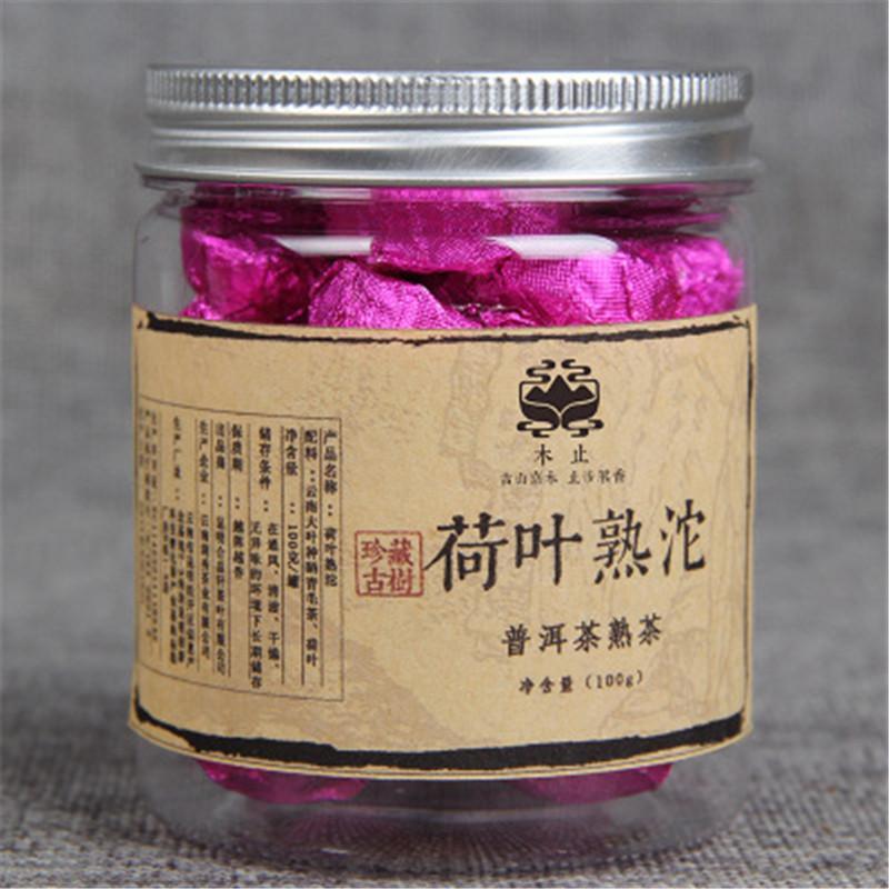 Китай Юньнань Пуэр чай фото