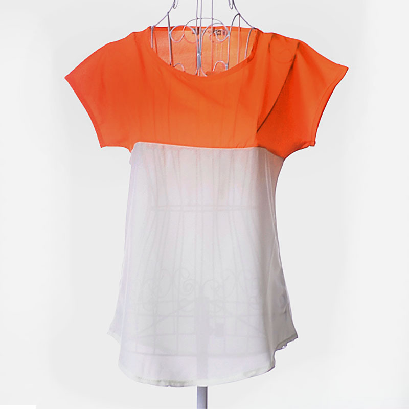 Mink Keer розовый S marulong s0002 women s fashionable flower pattern short sleeved nightdress green multi color
