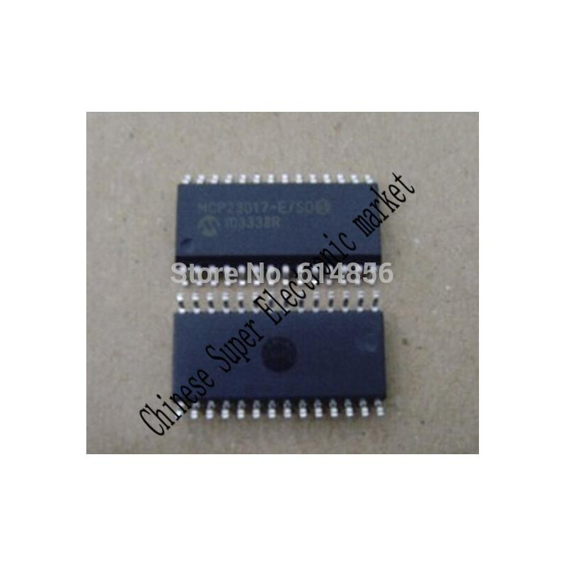 IC mcp23017 e sp dip28 i o