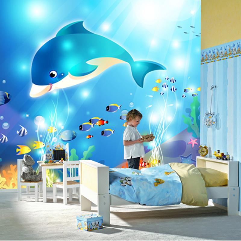 Colomac Смешанный цвет custom 3d photo mural wallpaper for kids room animal paradise cartoon children house mural non woven bedroom wallpaper painting