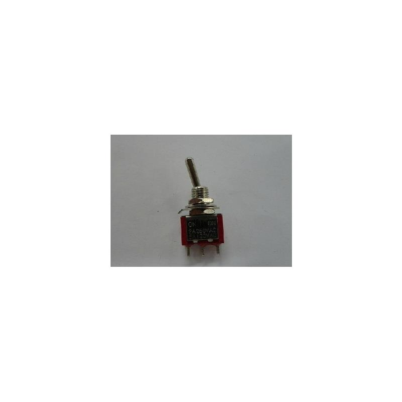 IC 1 220v 3a water paddle flow switch bspp thread connection spdt contacts red