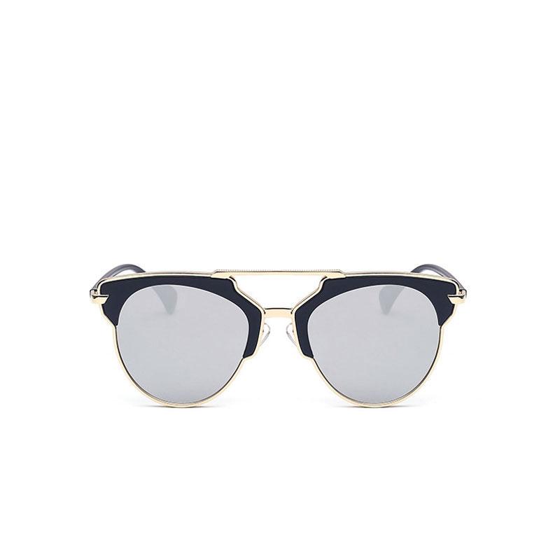 LIKEU S NO2 Black &amp Кошачий глаз Женские солнцезащитные очки