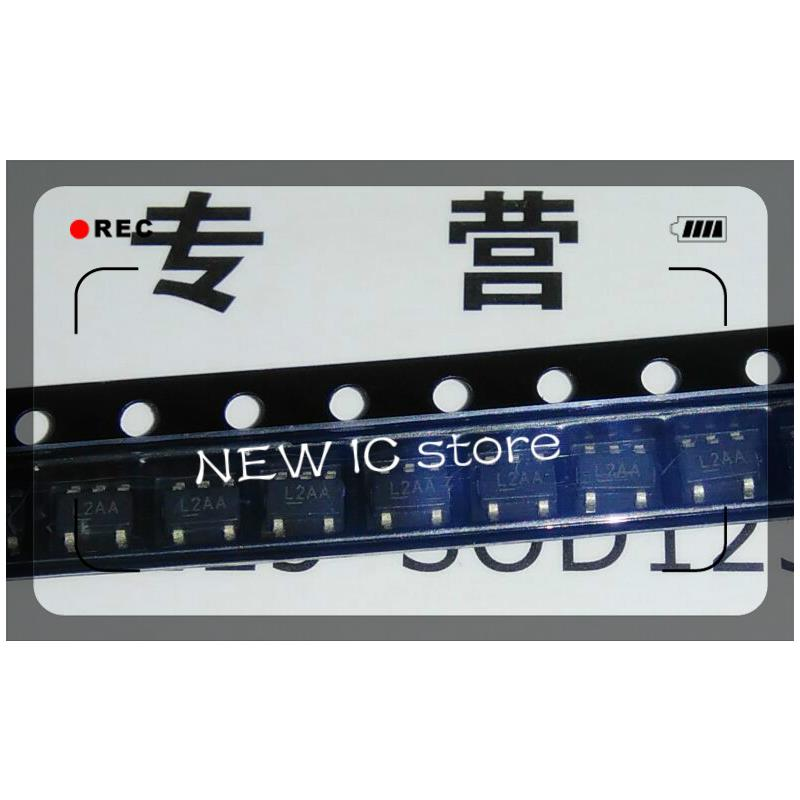 IC 100pcs lot mic5235bm5 mic5235 sot23 5 making l2aa free shipping new ic