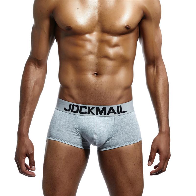 JOCKMAIL Серый цвет Номер М
