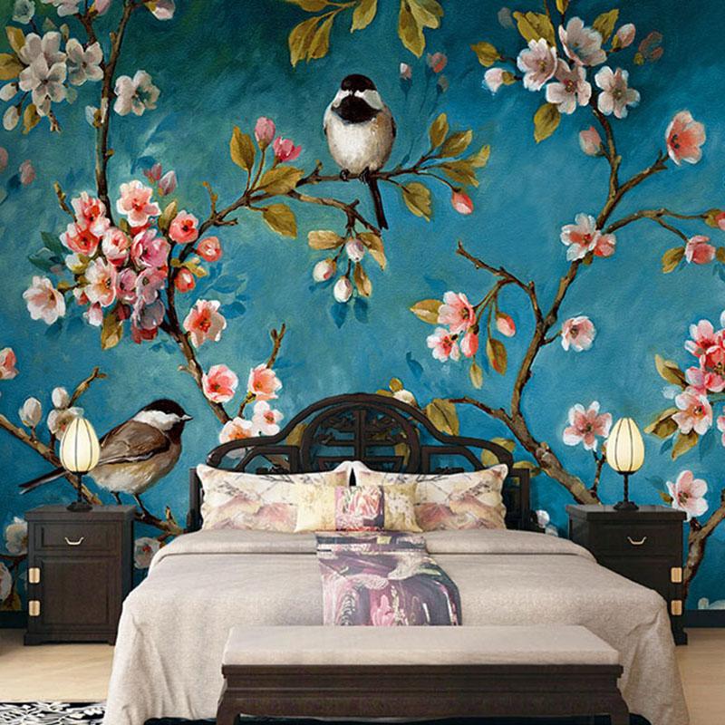 Colomac Смешанный цвет beibehang european style fine nonwoven fabric imitation papel de parede 3d wallpaper bedroom background simple plain wall paper