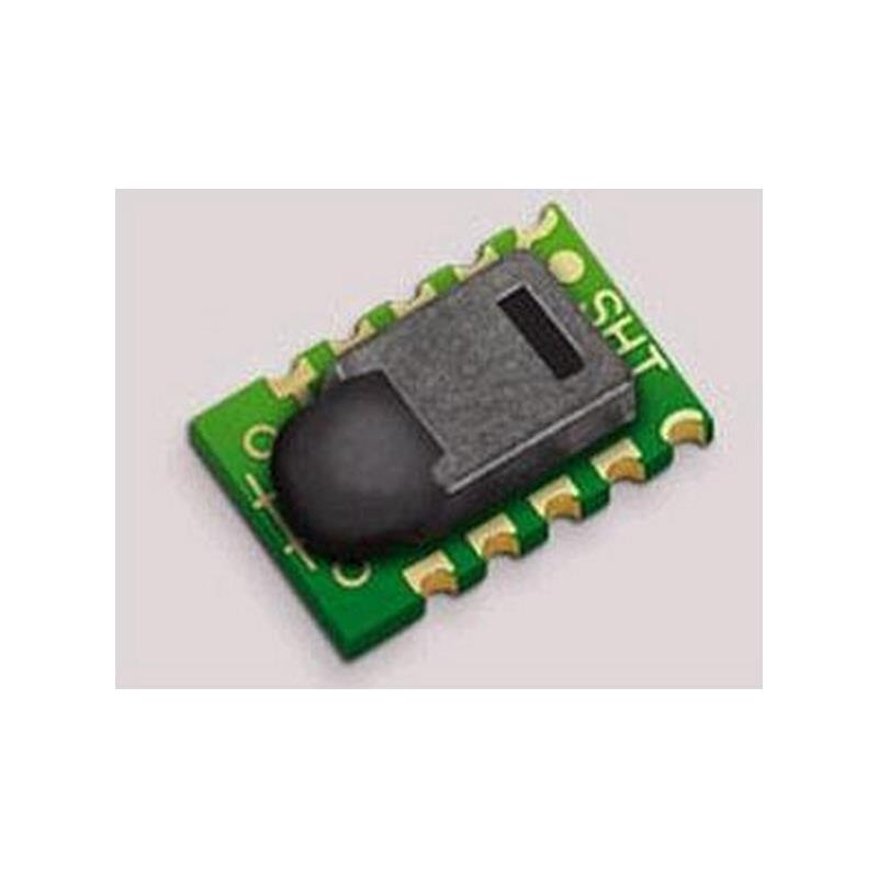 IC 1pcs temperature and humidity voc tvoc co2 formaldehyde 5in1 detection sensor