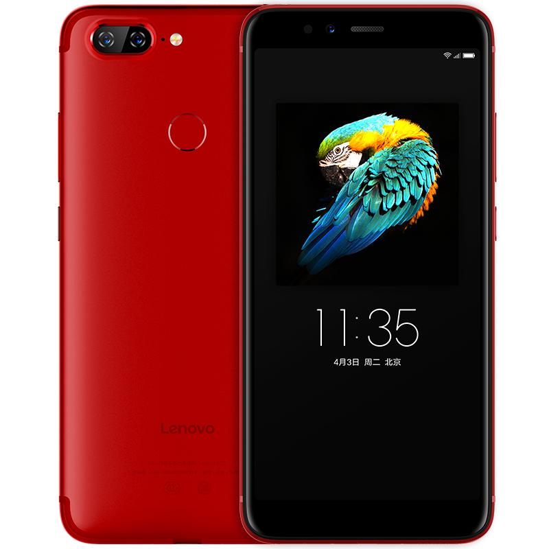 Lenovo Красный 3GB32GB lenovo s 5мобильный телефон 4gb 64gb 3gb 32gb