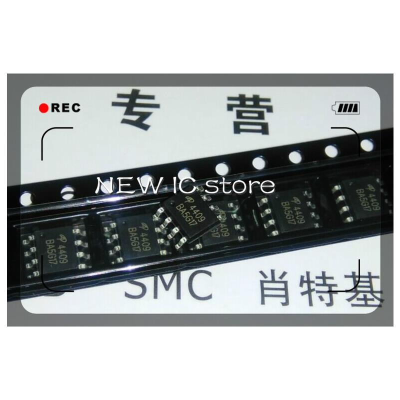 IC free shipping 5pcs si4409 ao4409 4409 in stock