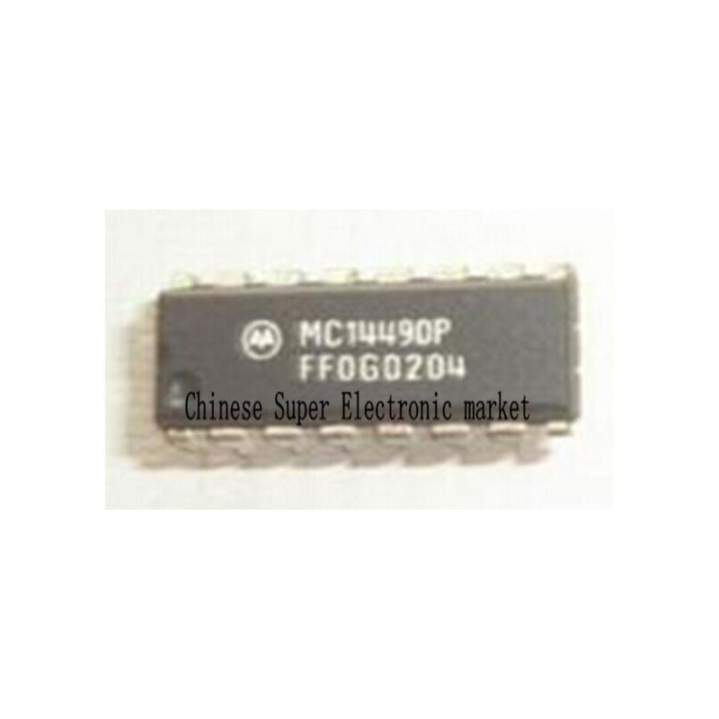 IC 20pcs cd4051 cd4051be dip16