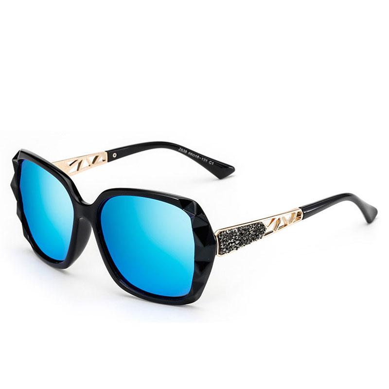 LIKEU S NO6 Black &amp Один размер Поляризованные солнцезащитные очки