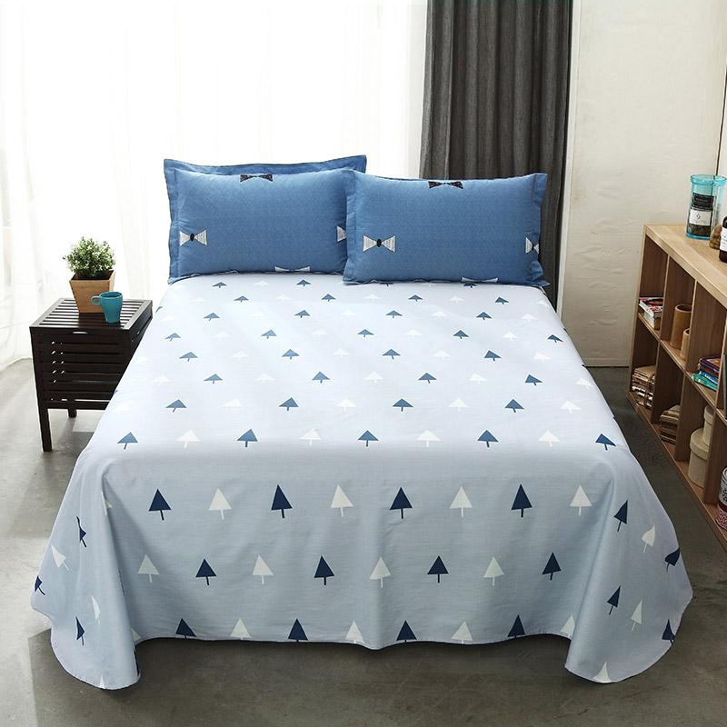 JD Коллекция Forest синий версия B 1,5  1,8 м кровать joycollection