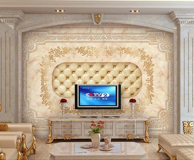 Colomac oRange1 пользовательские обои для фото европейский стиль романтический цветок 3d росписи брак комната спальня гостиная нетканые печатные обои 3d