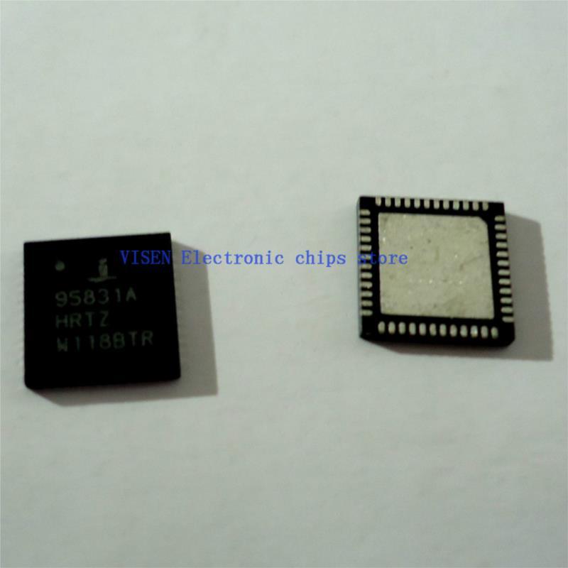 IC 5pcs lot intersil isl95838hrtz isl95838 95838hrtz qfn dual 3 2 pwm controller for imvp 7 vr1 cpus