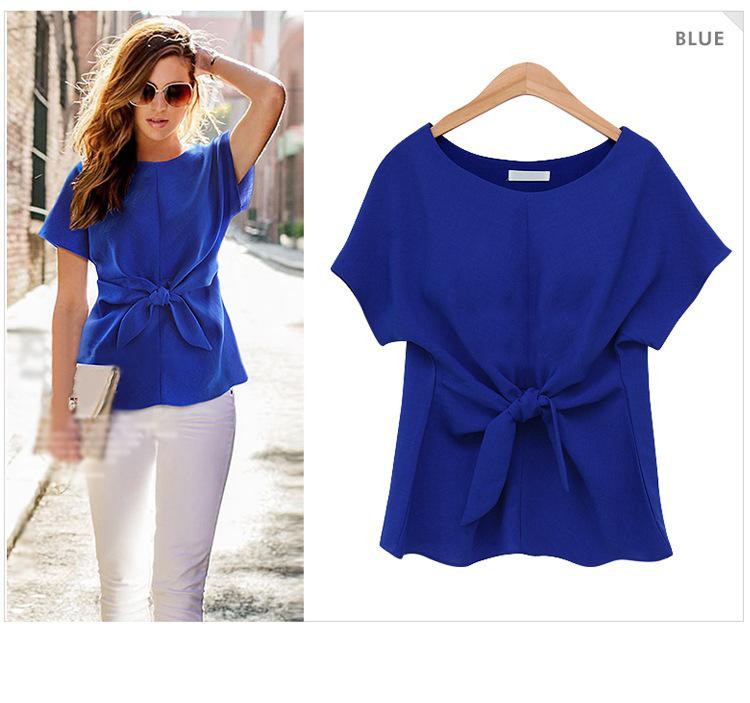 Mink Keer синий XXL meifeier 407 women s fashionable knitted chiffon blouse apricot l