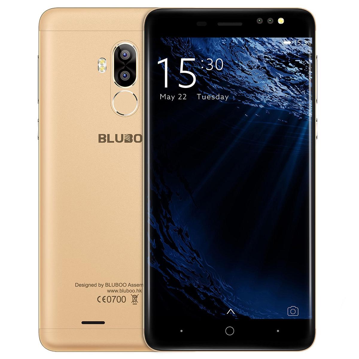 BLUBOO Шампанское Золотое Стандарт ЕС bluboo d2 3g smartphone 1gb ram 8gb rom двойные задние камеры 5 2 дюймовый android 6 0 quad core mtk6580a