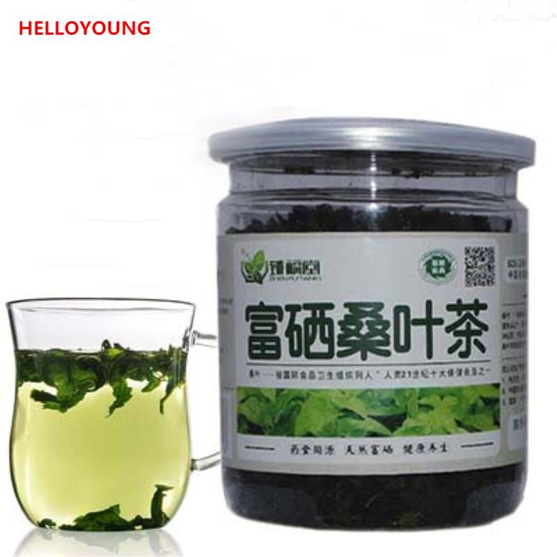 C-TS014 Листья тутового дерева чайная китайская травяная чайная ложка для чайных блюд для б HelloYoung фото