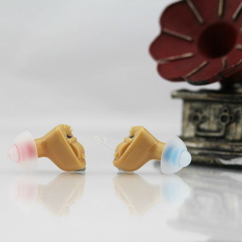 Mini In-ear Hearing Aid su05p manual control bte digital unprogram hearing aids fitting range 115db hearing aid price
