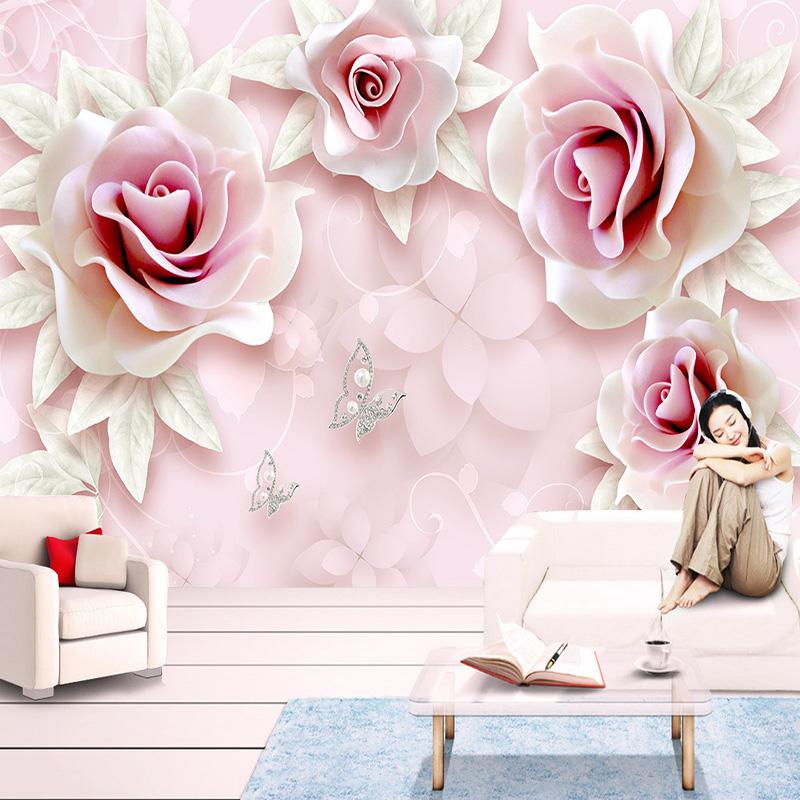 Colomac пользовательские фото стены бумага 3d природный ландшафт большие фрески обои для гостиной фон домашний декор murales para pared 3d