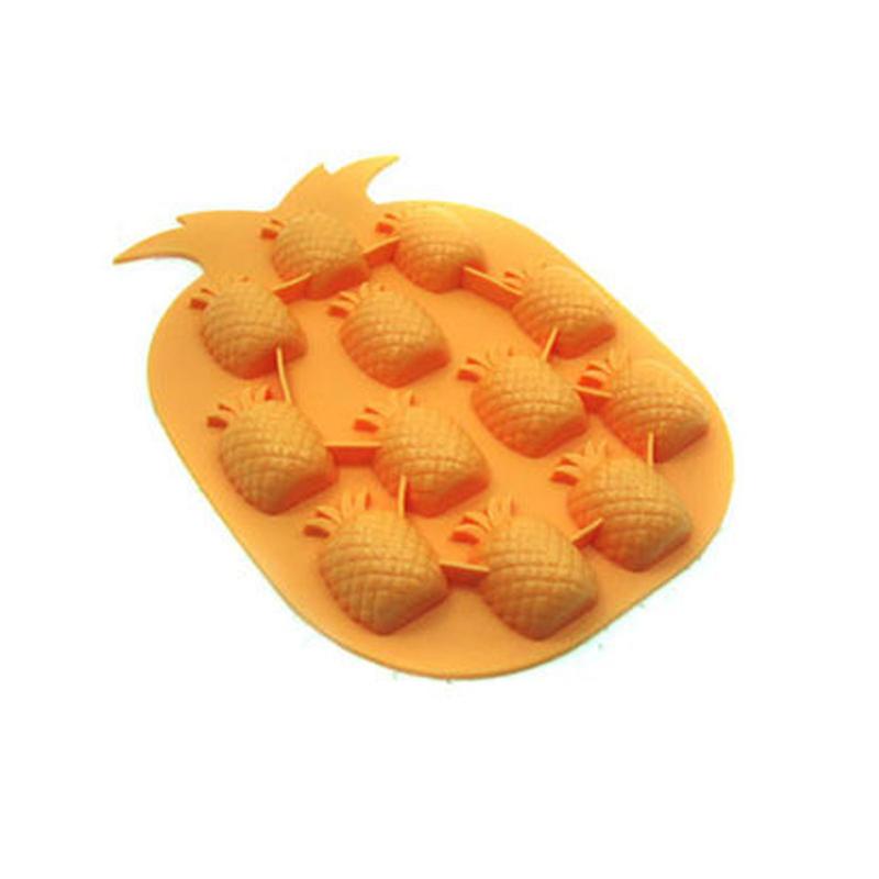 Vanker 16 полость bowknots торта силикона желе пудинг шоколада прессформы украшения