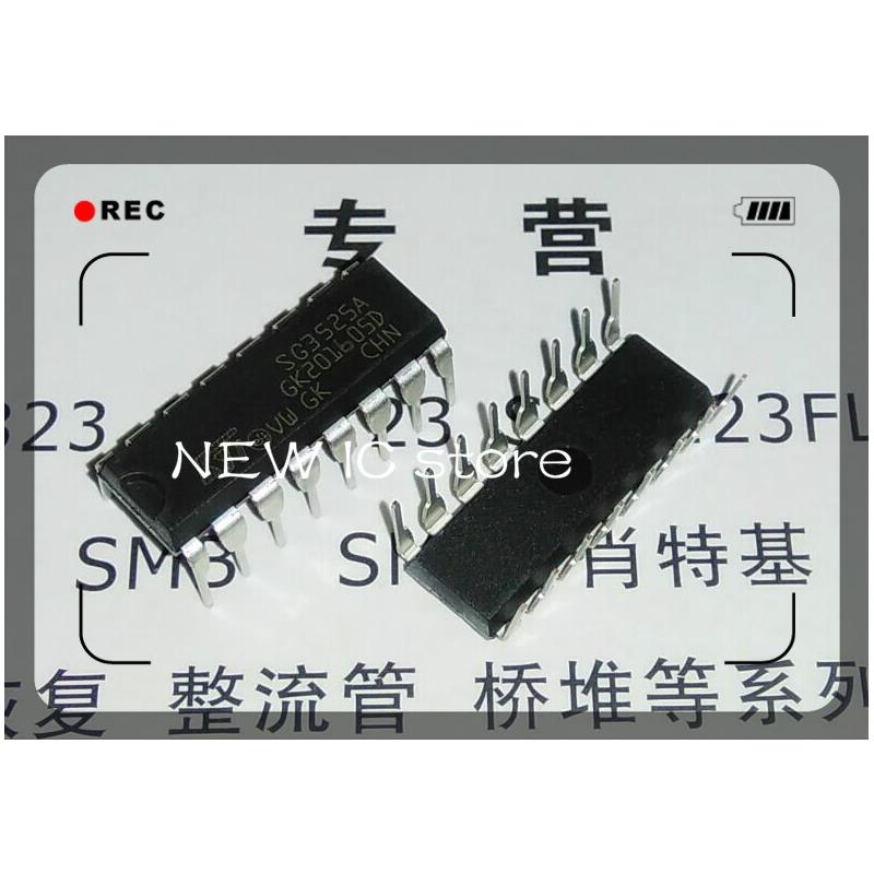 IC 10pcs lot free shipping sg3525 sg3525an modulation inverter driver dip 16 line new original immediate delivery