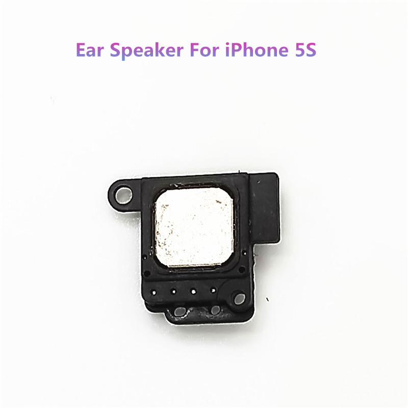 jskei Наушники для iPhone 5S genuine original new earpiece ear speaker repair replacement flex cable for iphone 6 6p 6s 6splus high quality free shipping
