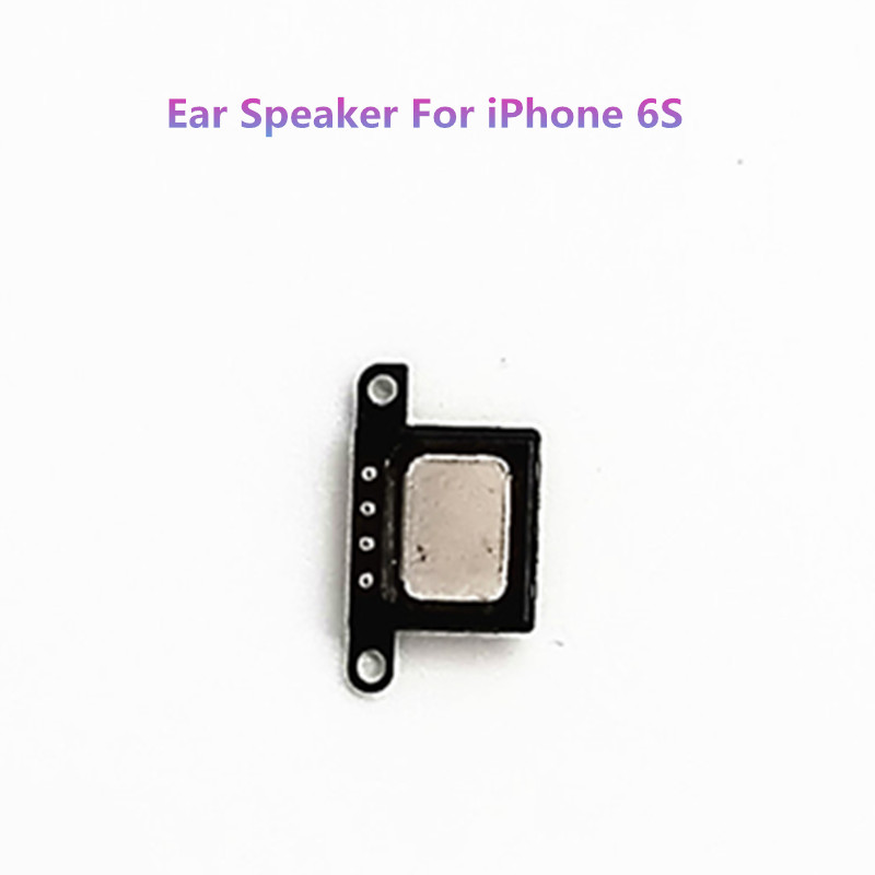 jskei Наушники для iPhone 6S genuine original new earpiece ear speaker repair replacement flex cable for iphone 6 6p 6s 6splus high quality free shipping