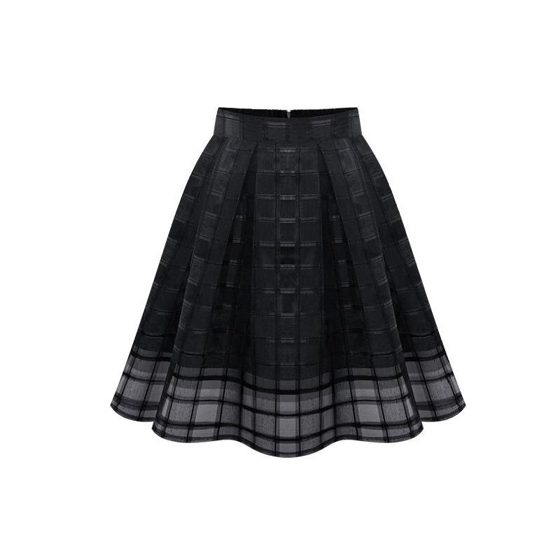 Mink Keer черный S юбка s cool юбка