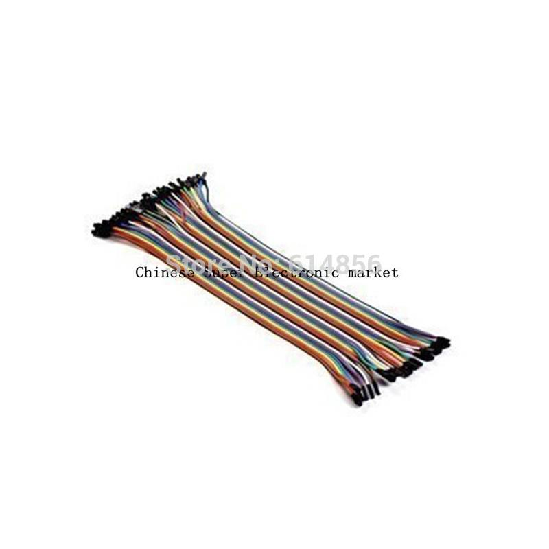 IC 1000pcs 2 54mm 1p 1pin dupont connector dupont plastic shell plug dupont jumper wire cable pin header