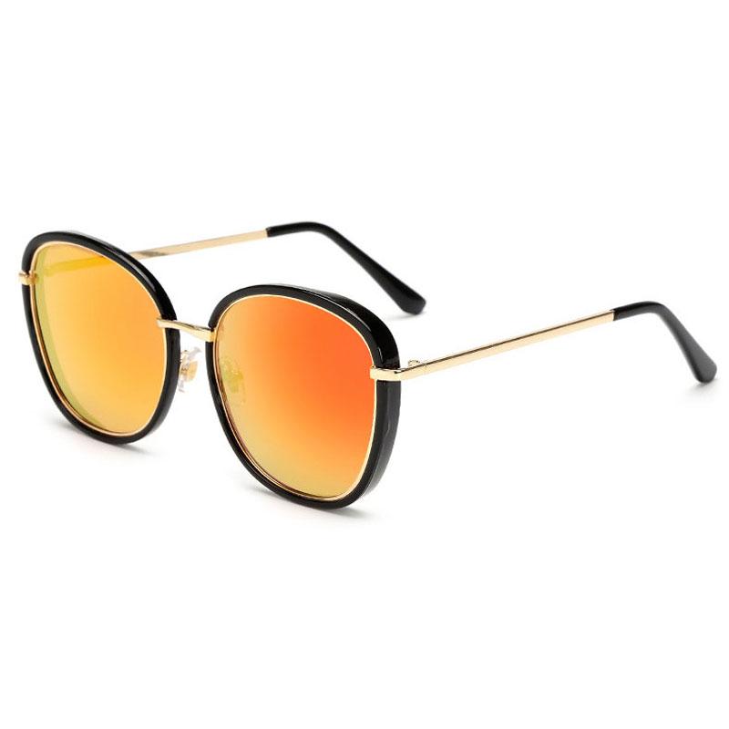 LIKEU S NO7 Black &amp Модные солнцезащитные очки Солнцезащитные очки Oversiz