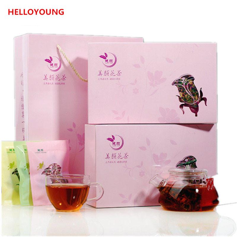 Травяной чай HelloYoung фото