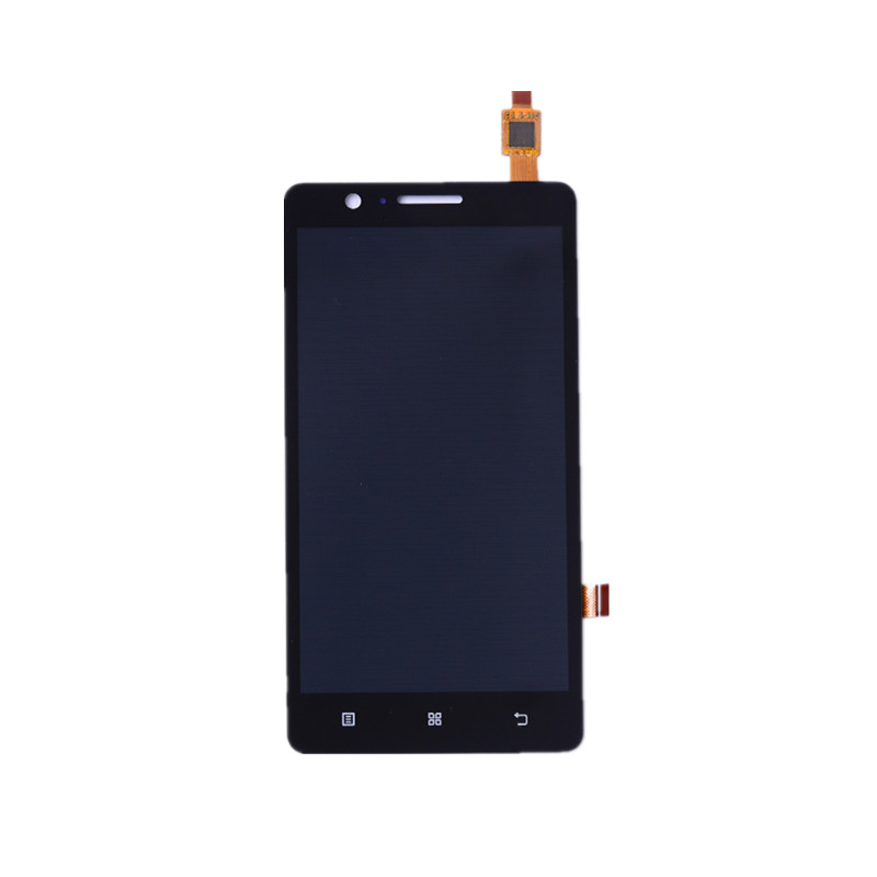 jskei черный 10pcs lot high quality 5 0 for lenovo p70 p70t lcd display screen with touch screen digitizer assembly free shipping