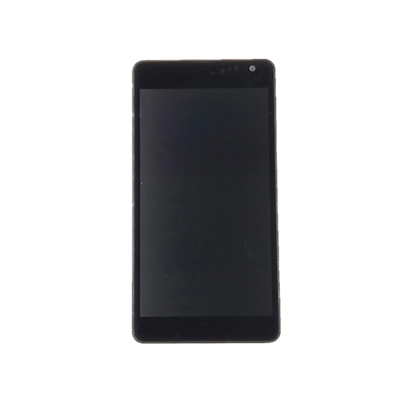 jskei lcd display touch screen digitizer for bq aquaris e5 fhd lcd screen tft5k0760fpc a2 e with frame free shipping