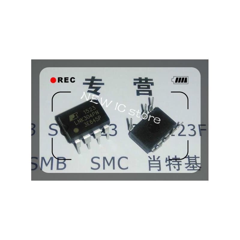 IC free shipping 10pcs lnk304pn dip7