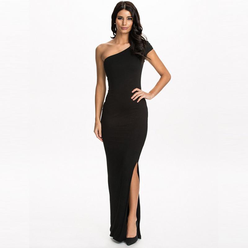 HeLenRed черный L augustin teboul длинная юбка