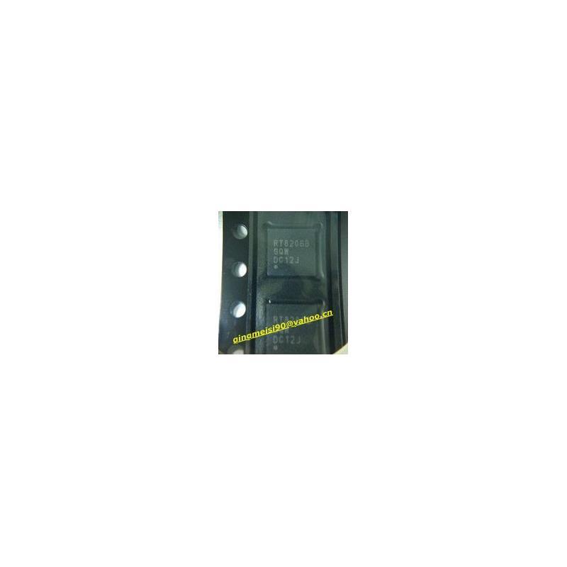 IC free shipping 10pcs lot rt8206b rt8206 rt8206bgqw qfn we good at repair notebook computer laptop motherboard