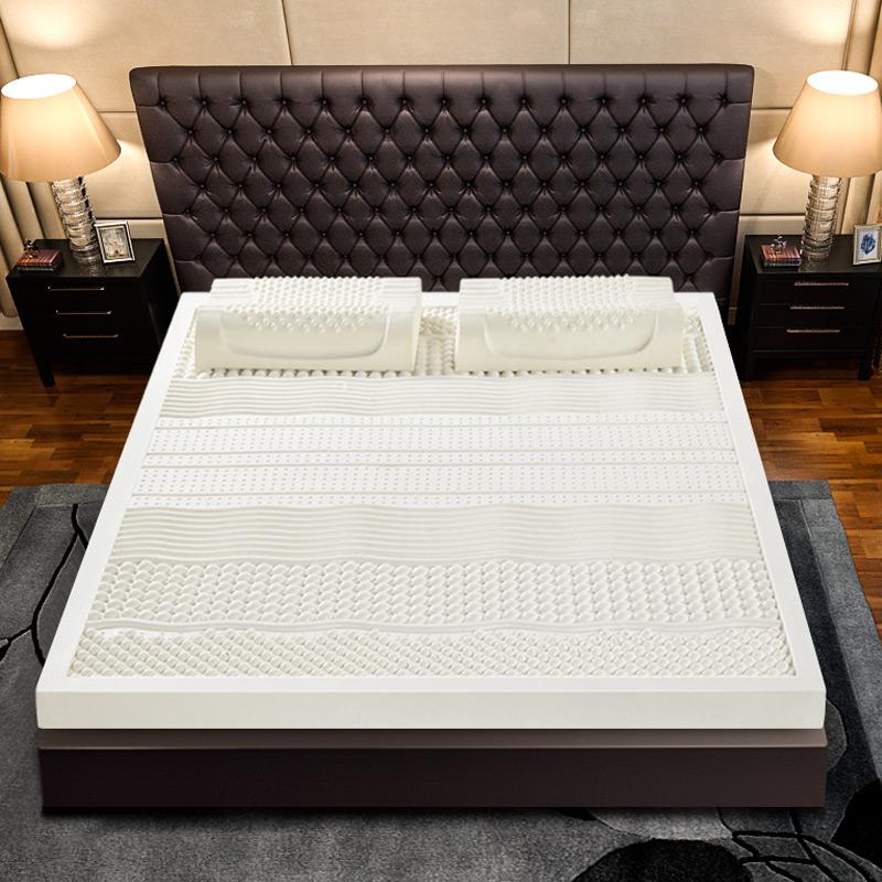 JD Коллекция 75cm новые ткани гвардейские латексные матрасы 150 200см