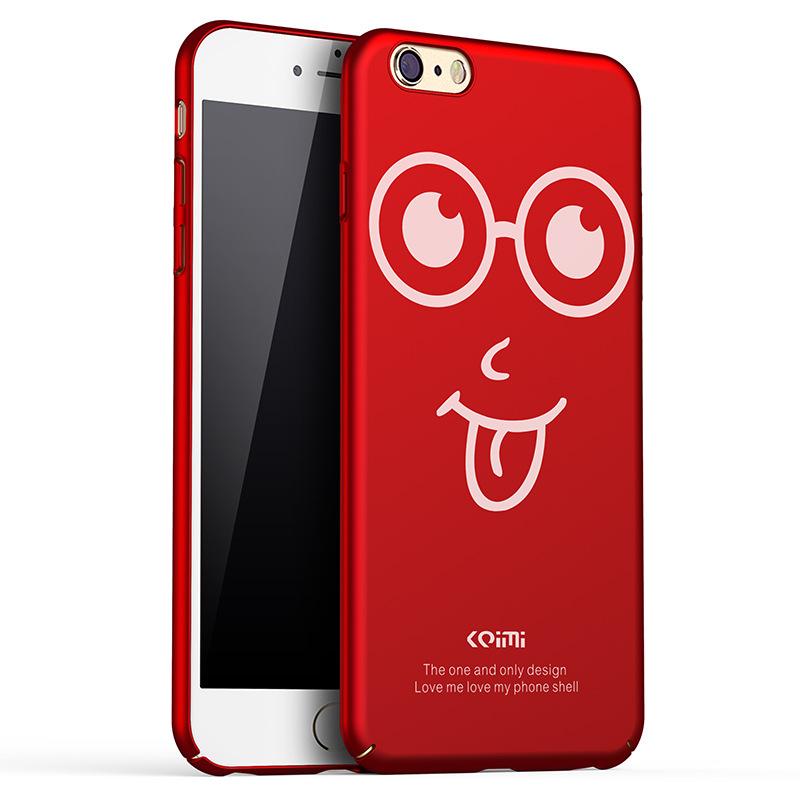 JYSS Красный iPhone 77 Plus смартфон телефон защитный чехол красный