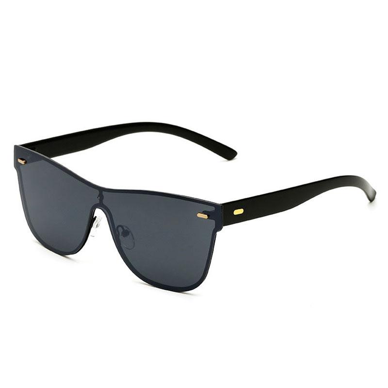 LIKEU S NO1 Black &amp Новые солнцезащитные очки