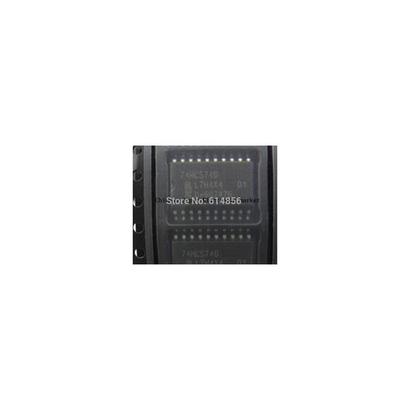 IC free shipping 10pcs lot 74hc574d 74hc574 sop 20 ic 100
